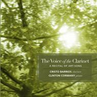 Voice of the Clarinet: Recital
