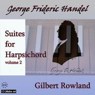 Volume 2: Suites for Harpsichord