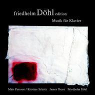 Volume 2: Dohl Edition: Musik Fur K