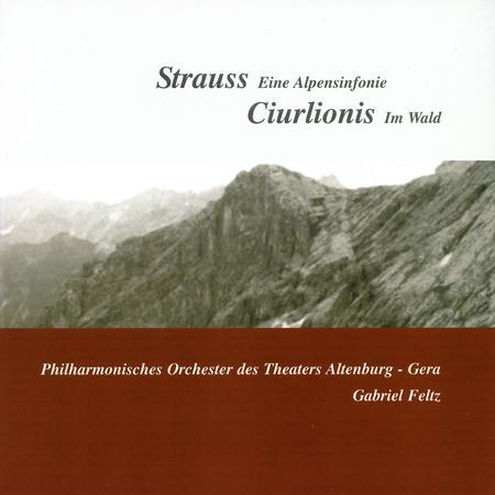 An Alpine Symphony; Miske