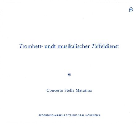 Trombett- Und Musikalischer Ta