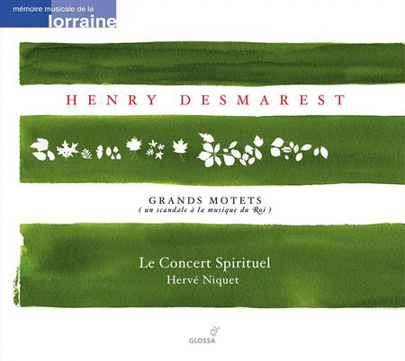 Volume 2: Grands Motets