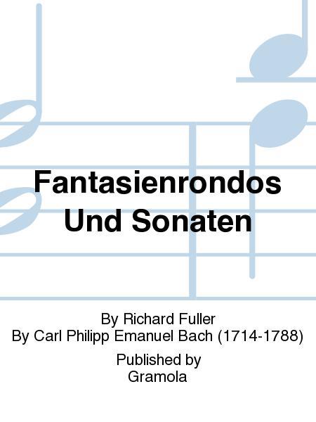 Fantasienrondos Und Sonaten