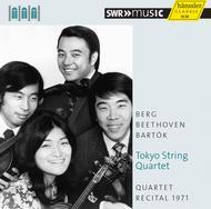 Tokyo String Quartet: Quartet