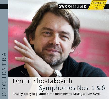 Symphonies Nos. 1 & 6