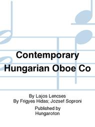Contemporary Hungarian Oboe Co