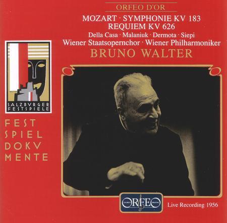 Symphonie G-Moll Kv 183 Requi
