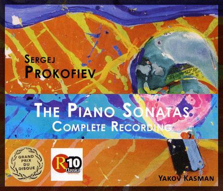 Piano Sonatas: Complete Record