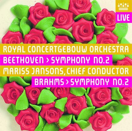 Beethoven 2; Brahms 2