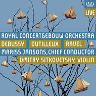 Debussy La Mer; Dutilleux Arbr