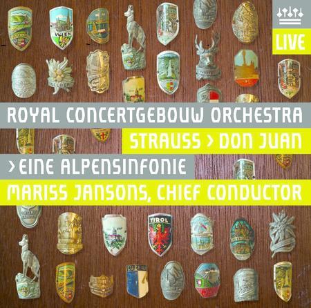 Strauss Don Juan; Alpensinfoni