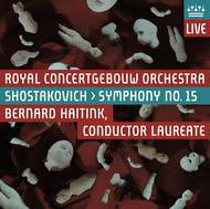 Shostakovich 15 Haitink