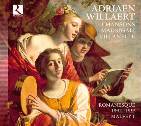 Chansons and Madrigali