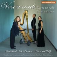 Voci a Corde: Songs With Harp