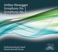 Symphony No. 1 and No. 3 Litur