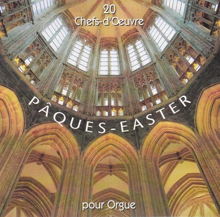 Masterpieces for Organ
