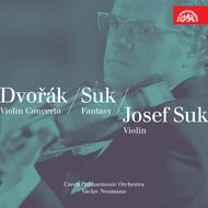 Violin Concerto and Suk Fantas