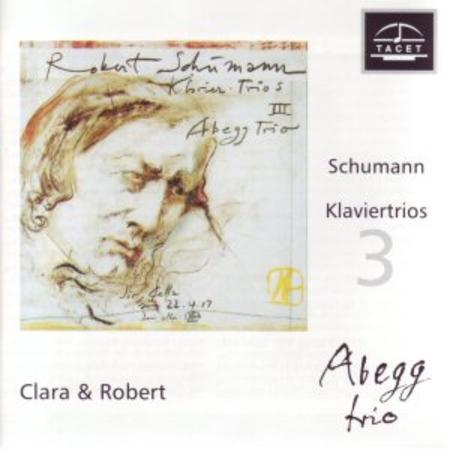 Volume 3: Schumann Klaviertrios