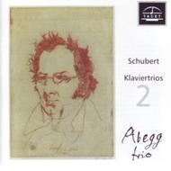 Volume 2: Schubert Klaviertrios