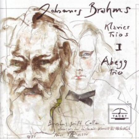 Volume 1: Brahms Piano Trios