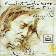 Volume 2: Schumann Piano Trios
