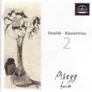 Volume 2: Dvorak Klaviertrios