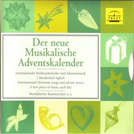 New Musical Advent Calendar (D