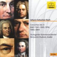 Volume 2: Bach Concertos