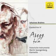 Volume 4: Brahms Klaviertrios