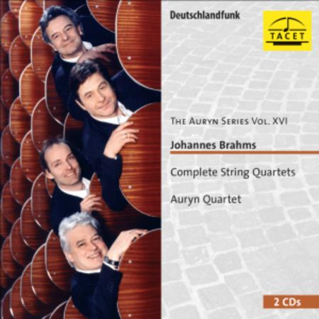 Volume 16: Auryn Series - Brahms
