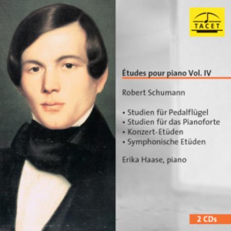 Volume 4: Etudes Pour Piano - Rober