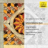 Volume 12: Koroliov Series - Bach