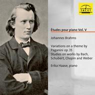 Volume 5: Etudes Pour Piano