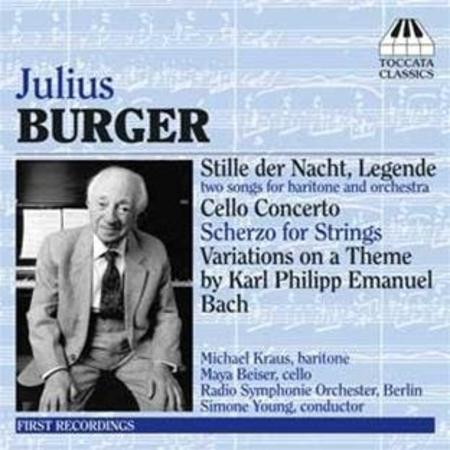 Burger: Orchestral Music