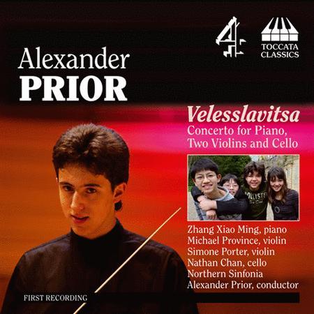 Velesslavitsa Concerto for Pi
