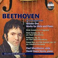 Volume 1: Beethoven By Arrangement