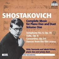 Volume 1: Complete Music for Piano