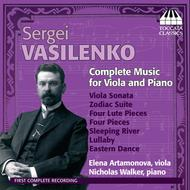 Complete Music for Viola and P