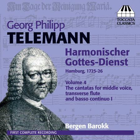 Volume 4: Harmonischer Gottes-Diens