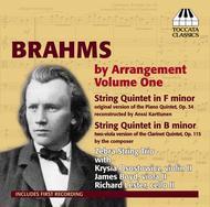 Volume 1: Brahms By Arrangement