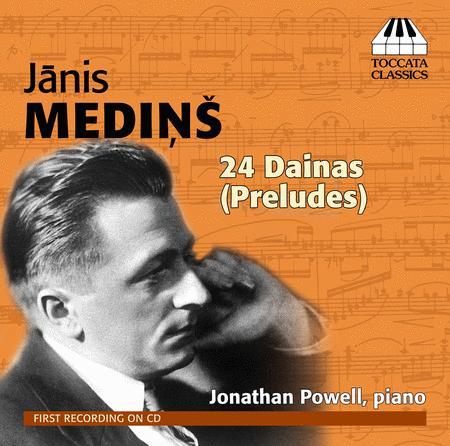 24 Dainas (Preludes)
