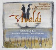 Concerti a Quatro Violini; L'E