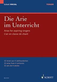 Arias for aspiring singers
