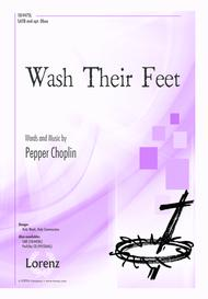 Wash Their Feet