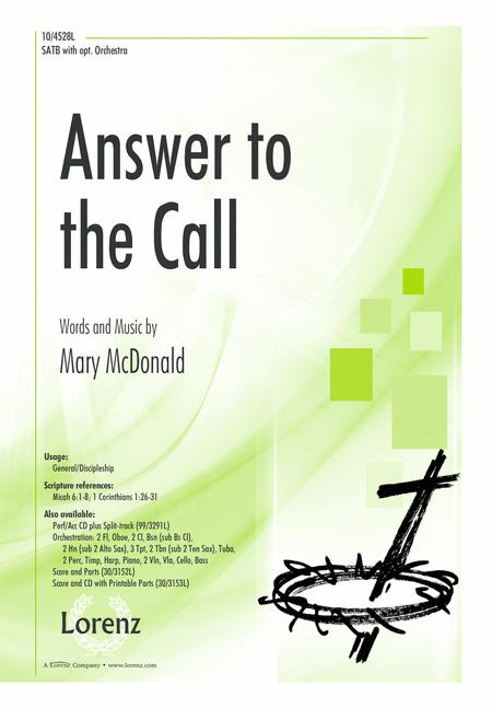 Answer to the Call
