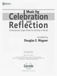 Music for Celebration and Reflection