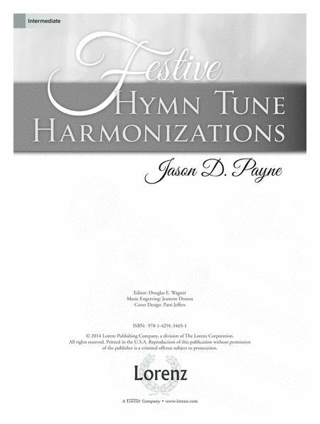Festive Hymn Tune Harmonizations
