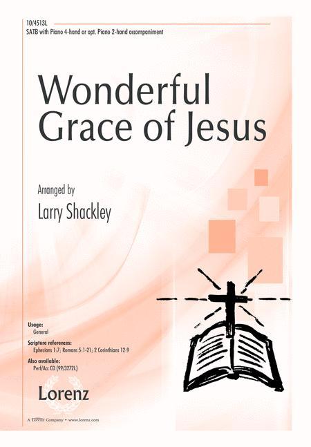 Wonderful Grace of Jesus