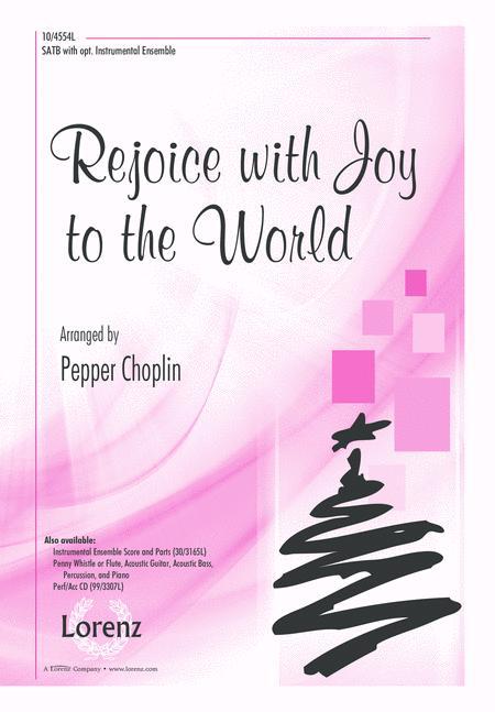 Rejoice with Joy to the World