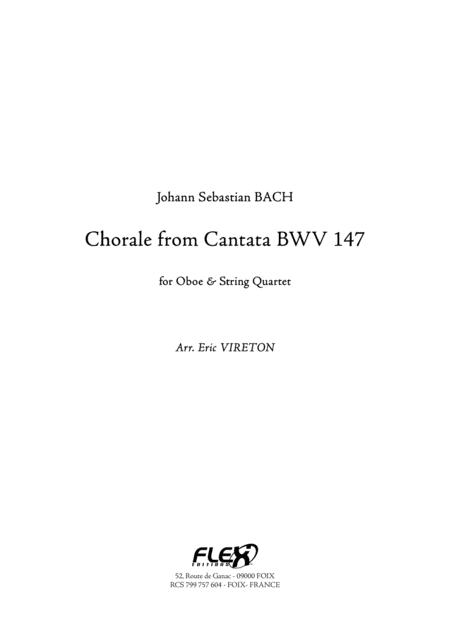 Chorale from Cantata BVW 147